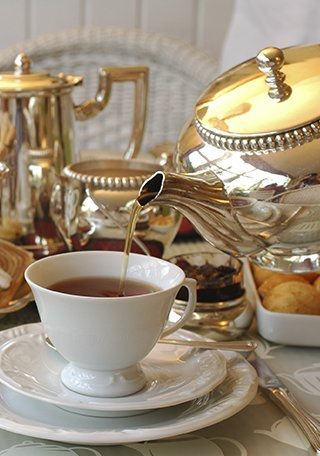 AFTERNOON TEA – чаепитие для особых случаев